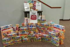 Stow Presbyterian Church Cereal Drive