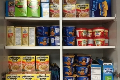 High-school-pantry